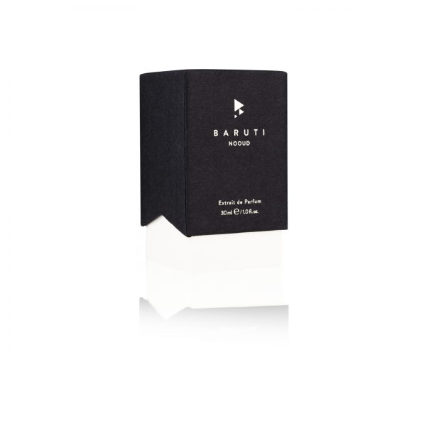 NoOud fragrance by Baruti