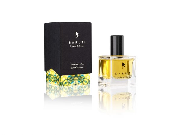 Sunshine in a bottle perfume by BARUTI